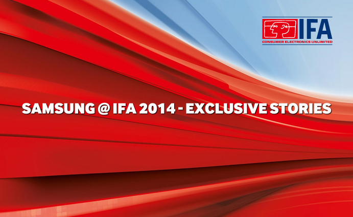 IFA 2014- Main Image- Exclusive Stories