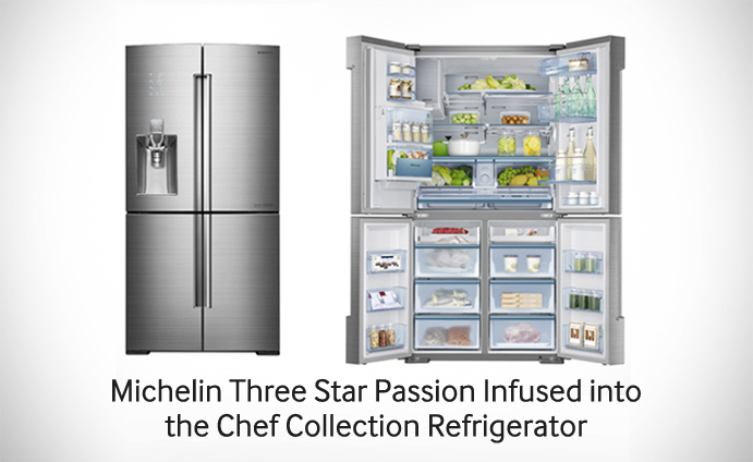 Michelin-Three-Star-Passion-Infused-into-the-Chef-Collection-Refrigerator