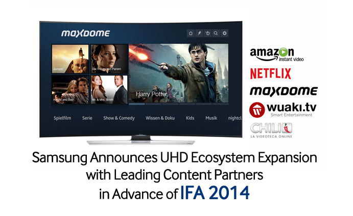 Samsung-Announces-UHD-Ecosystem-Expansion-with-Leading-Content-Partners-in-Advance-of-IFA-2014