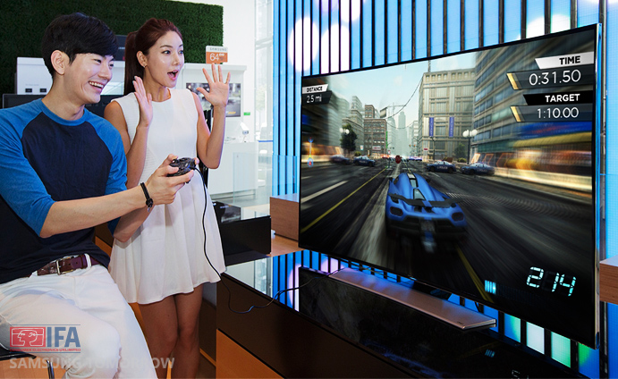 Samsung Electronics announced new Smart TV content