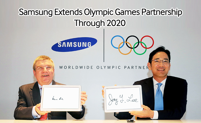 Samsung-Extends-Olympic-Games-Partnership-Through-2020