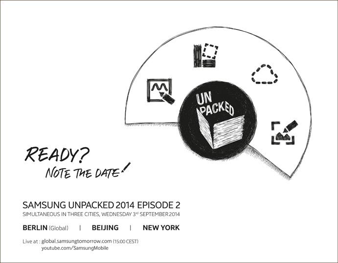 Samsung-Unpacked-2014-Episode 2-Invitation