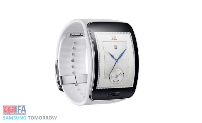 Walk free and stay connected with Samsung Gear S