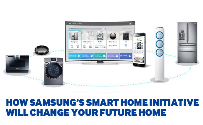 How Samsung's Smart Home initiative will change your Future Home