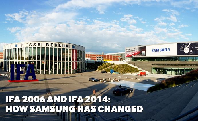 IFA-2006-and-IFA-2014-How-Samsung-has-changed