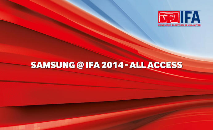 IFA 2014- Main Image- All Acess