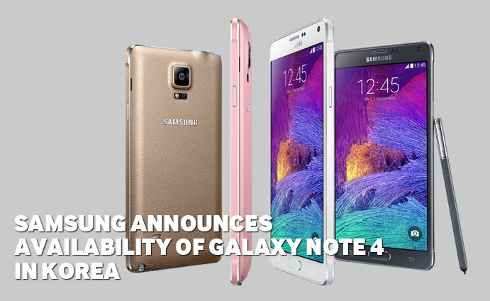 Samsung-announces-availability-of-Galaxy-Note-4-in-Korea