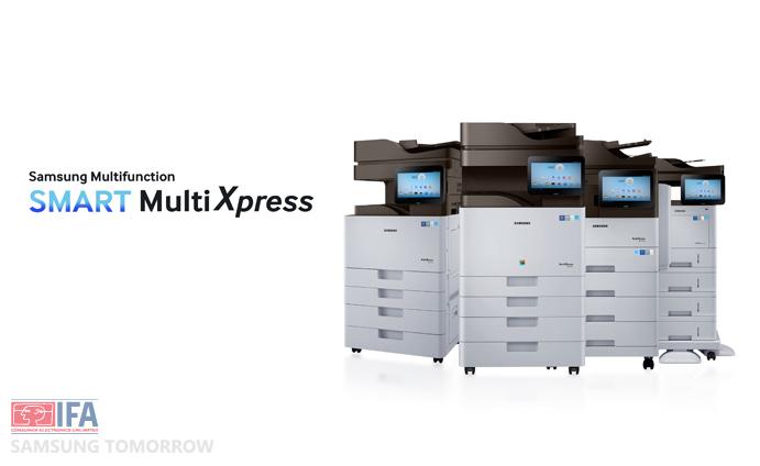Smart MultiXpress MFPs Line-up