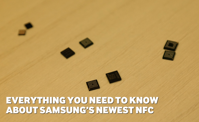 Everything you need to know about Samsung's newest NFC