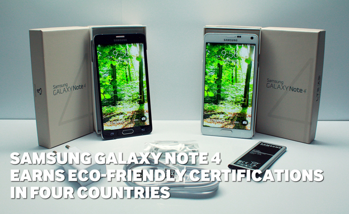 Samsung-Galaxy-Note-4-Earns-Eco-Friendly-Certifications-in-Four-Countries