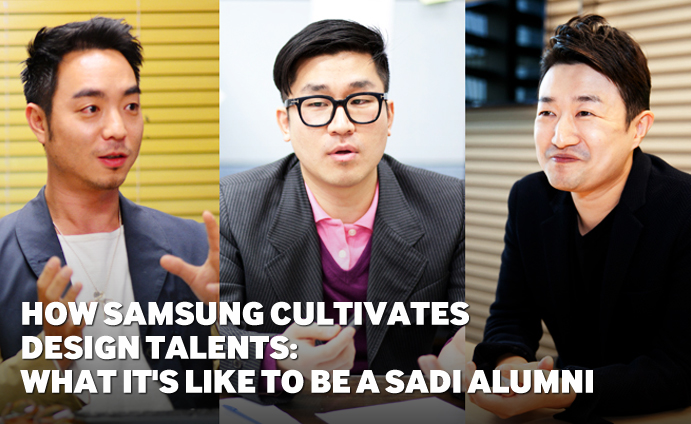 How Samsung cultivates Design Talents: What it's like to be a SADI alumni