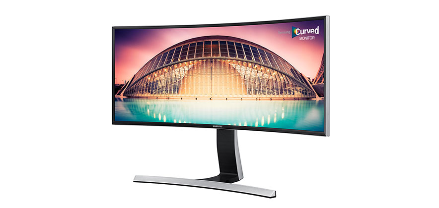 Samsung Electronics Expands Visual Display Portfolio with 2015 Lineup of Curved Monitors