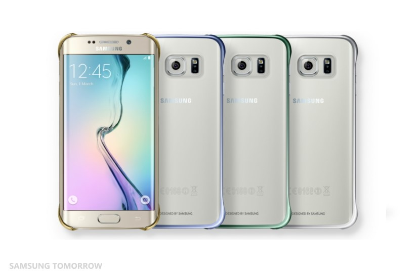 Customize your look every day with accessories for the Galaxy S6 and S6 edge