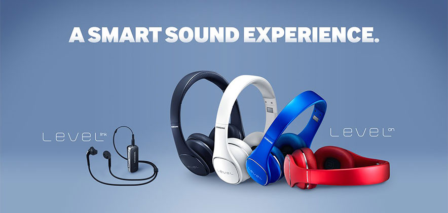 Samsung Expands 'Level' Series of Wireless Smart Audio Products