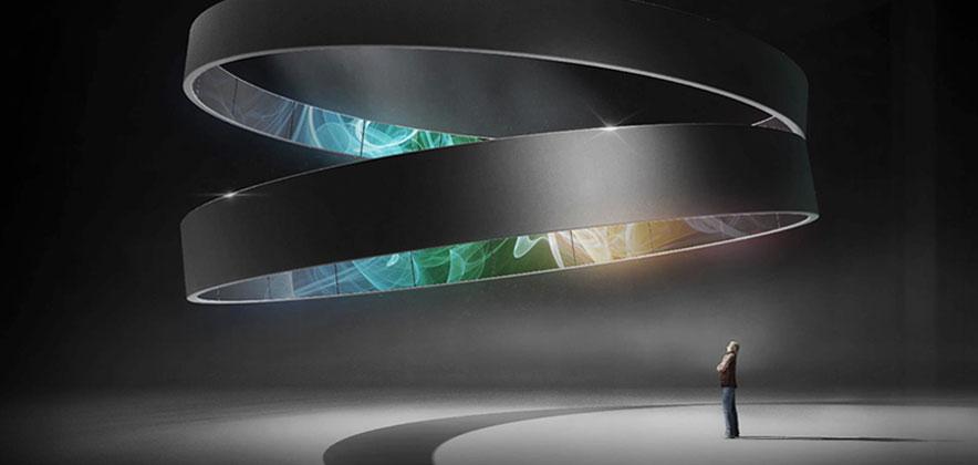 Samsung Video Installation at Milan Design Week
