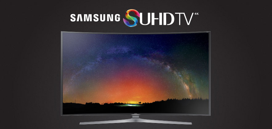 [Infographic] Samsung's 4K SUHD TV Offers Sensational Picture, Stylish Design, and a Seamless Home Viewing Experience