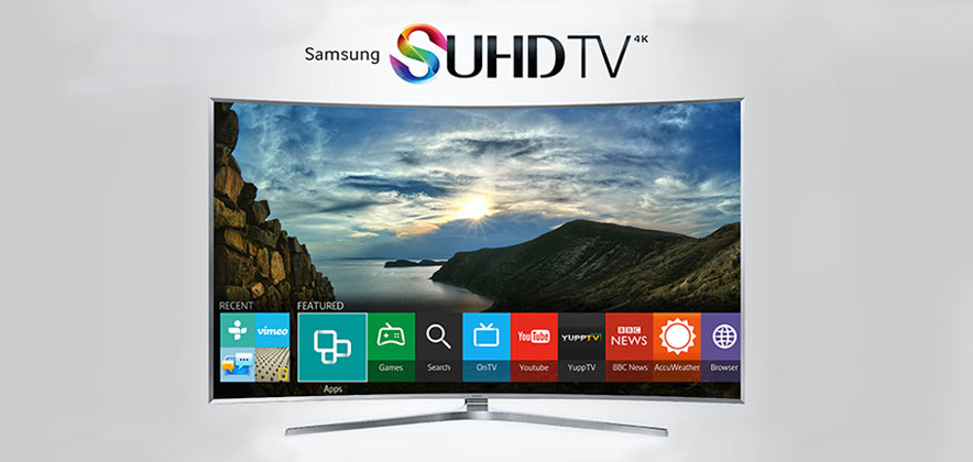 [Infographic] History of Samsung Smart TV