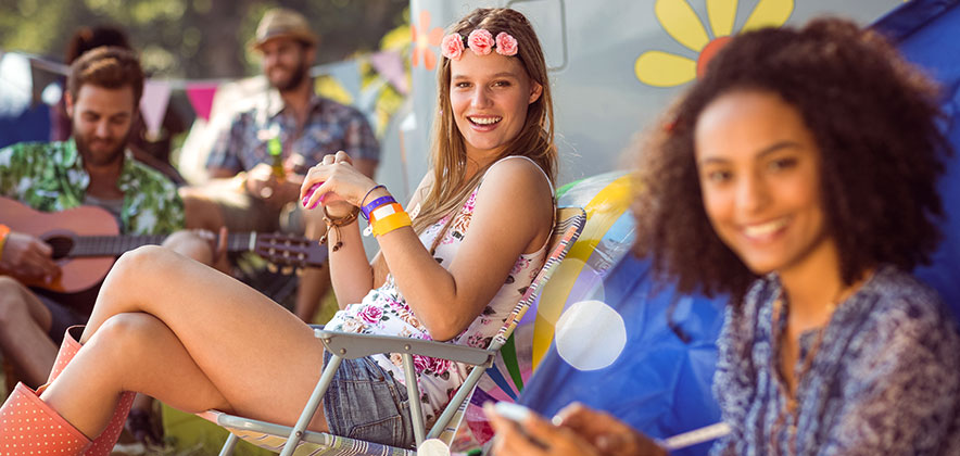 Why You Should Bring Your Galaxy S6 to This Year's Music Festivals