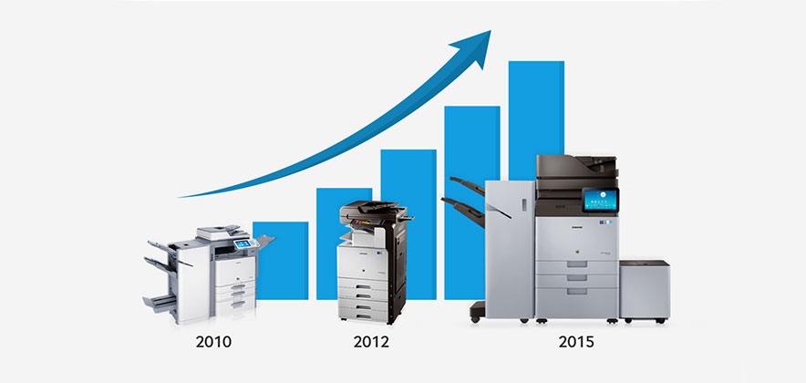Samsung Electronics Forges Ahead in A3 Printer Market  with Attention to User Experience