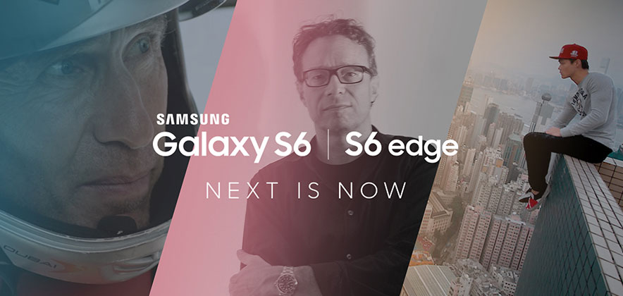 Galaxy S6 is Traveling the World in a First-of-its-Kind Live Product Demonstration