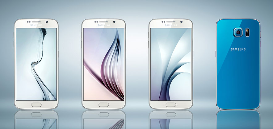 Artistic Identity: The Wallpapers of the Galaxy S Series