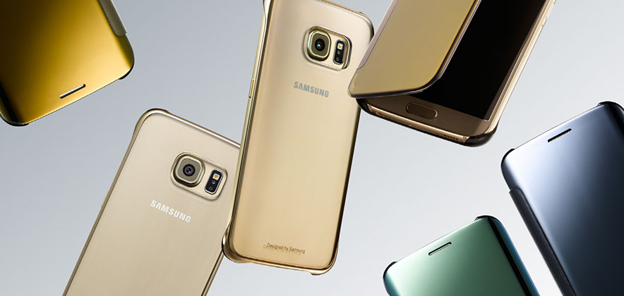 Chargers, Cases, Covers and More:  The Carefully Crafted Accessories for the Galaxy S6