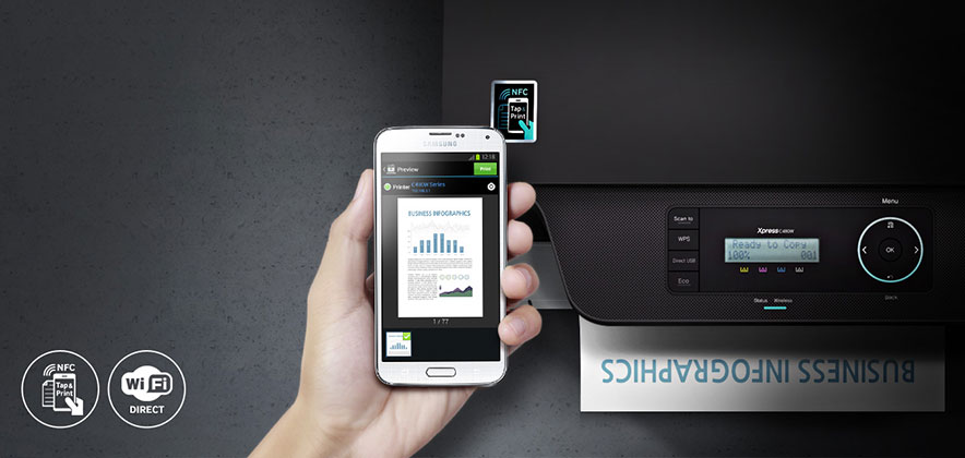 Samsung's Printing Services Evolve with the Needs of Today's Mobile Workforce
