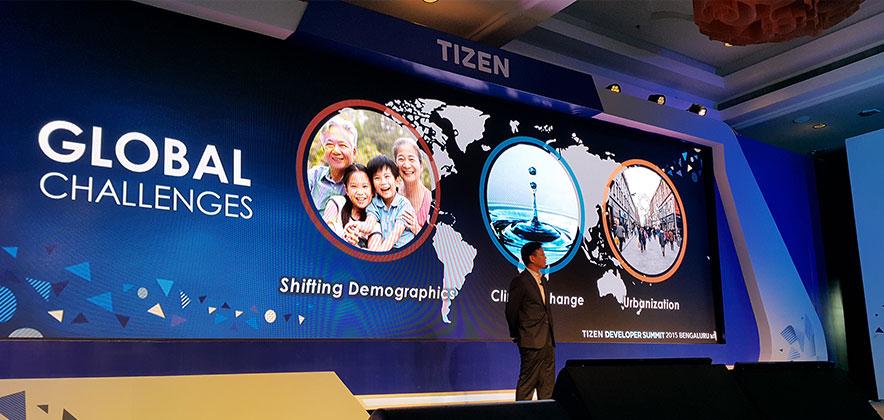 First Tizen Developer Summit in India Focuses on  Application Development Ecosystem