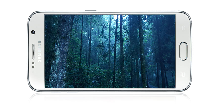 A Photo Walk with the Ultimate Travel Companion, Galaxy S6