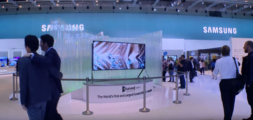 Samsung Invites You to the Future of IoT at IFA 2015