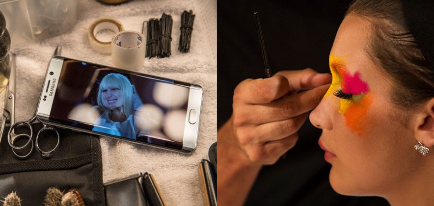 [Lookbook] Behind the Scenes: Galaxy S6 edge+ and Galaxy Note5