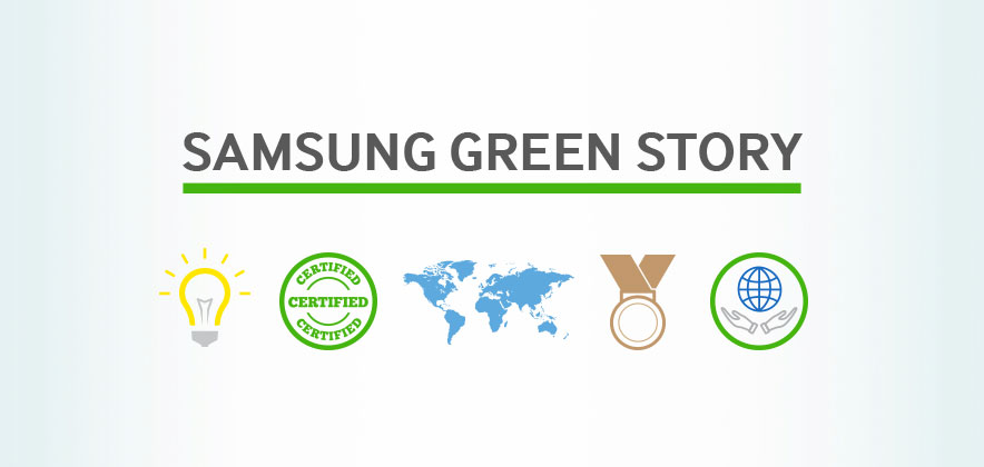 [Infographic] Samsung Improves Product Power Efficiency by 42% in Six Years