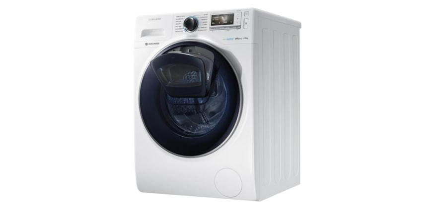 No Washing Left Behind, Thanks to the Samsung WW8500 AddWash
