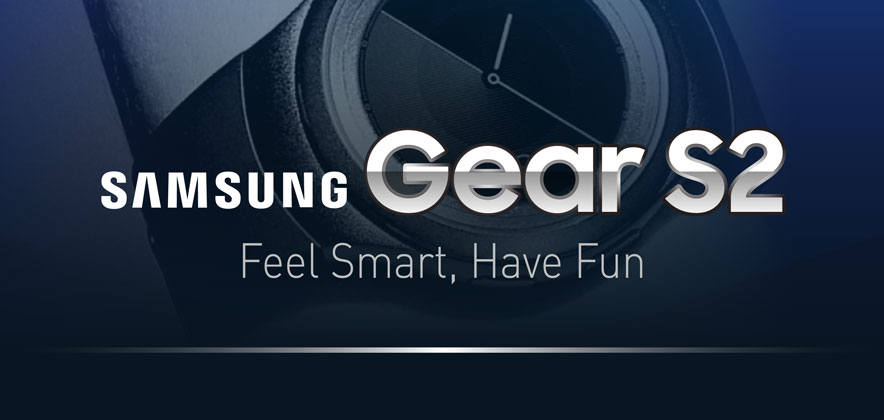 [Infographic] Circular Design and Intuitive UX of Gear S2