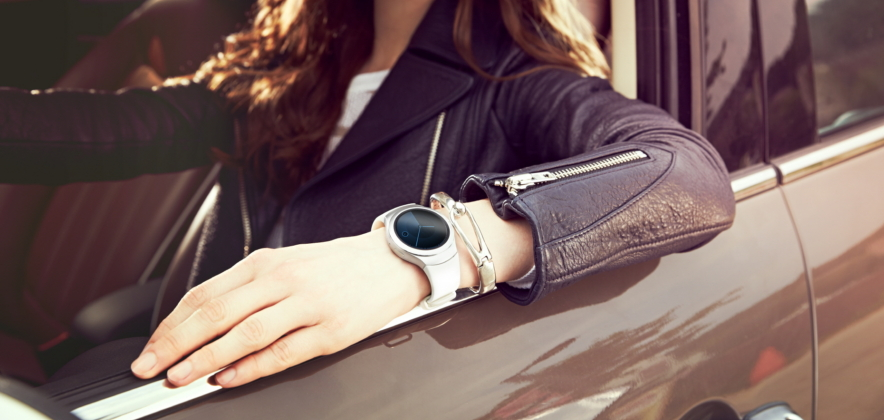 Samsung Comes Full Circle with Introduction of Samsung Gear S2