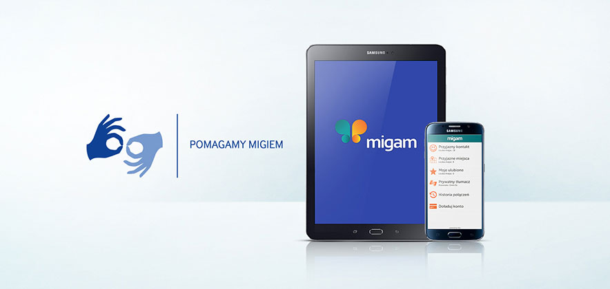 Migam and Samsung Team Up to Help People With Hearing Impairments Use Samsung Services