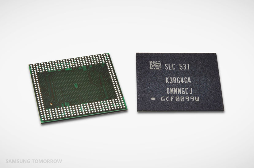 Samsung's 6 GB RAM Smartphones Are Coming Soon