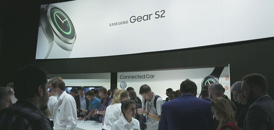 Samsung Gear S2 Showcase Highlights