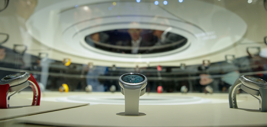 The Future Gets a Twist at the Gear S2 Showcase