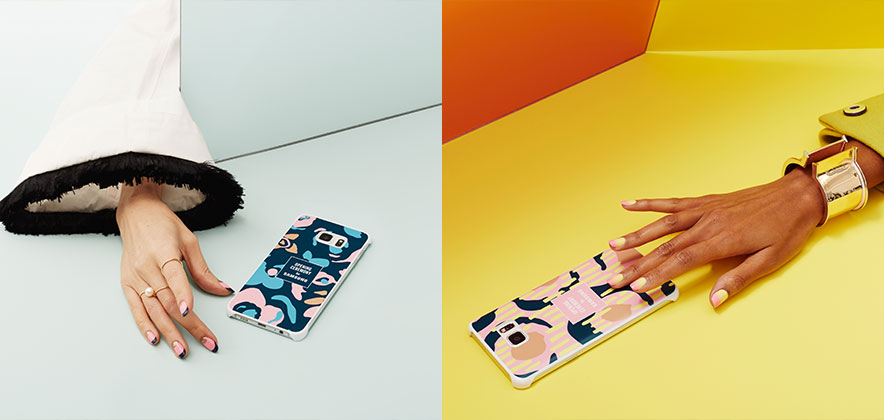 [Photo] Samsung X Opening Ceremony Create this Season's Hottest Accessory Collection for Galaxy S6 edge+ and Note 5