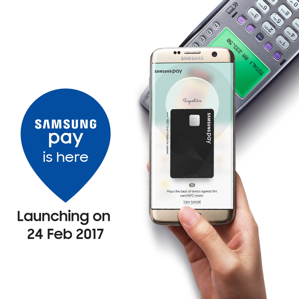 Samsung Pay Launches in Malaysia - Samsung Newsroom Global Media Library
