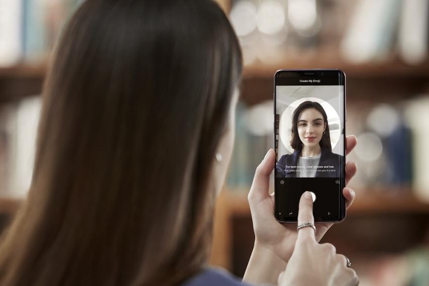 Bringing AR Emoji to Life - Samsung Newsroom Global Media