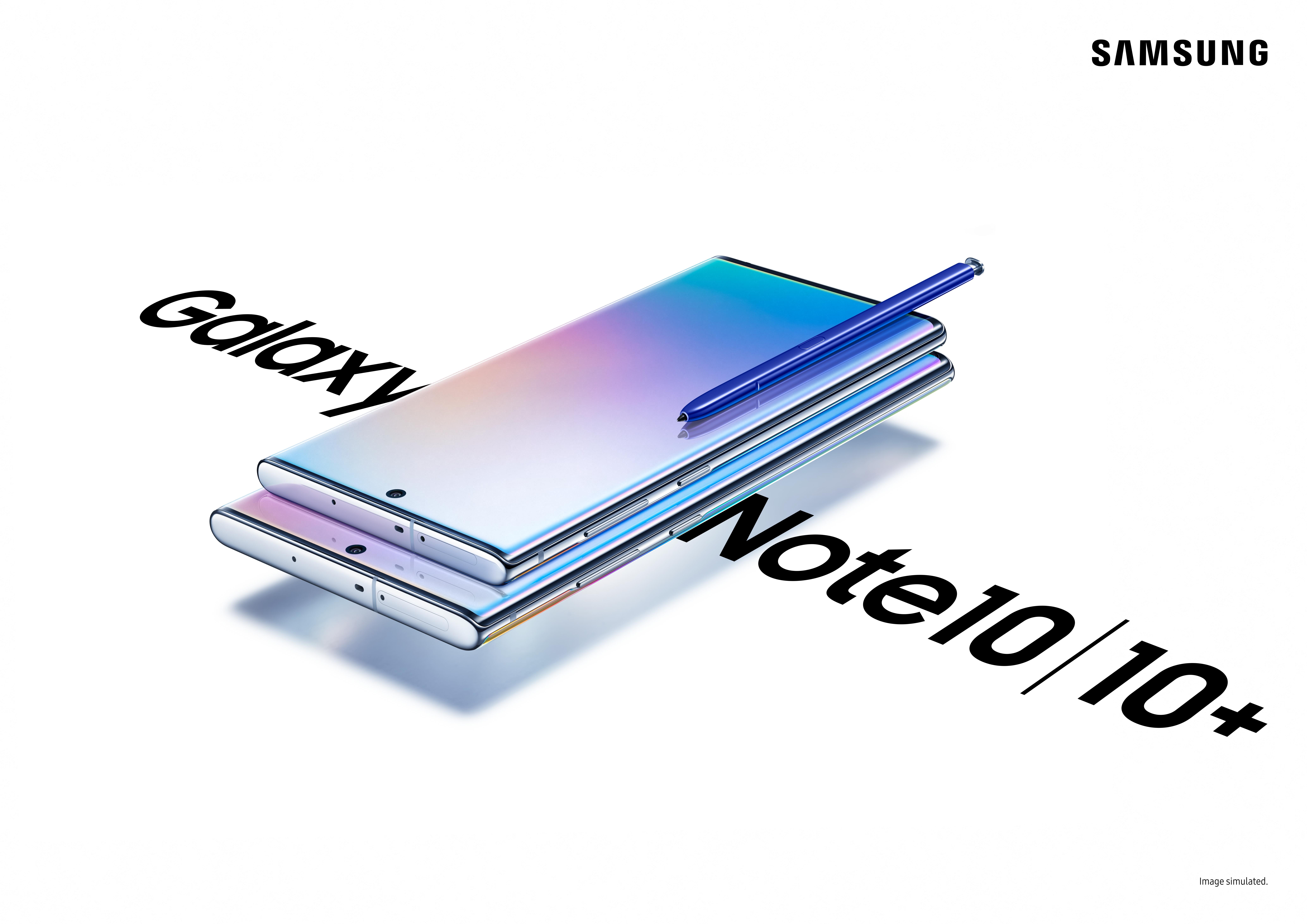 Galaxy Note10 | Galaxy Note10+